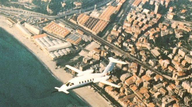 Finale Ligure - Piaggio P180