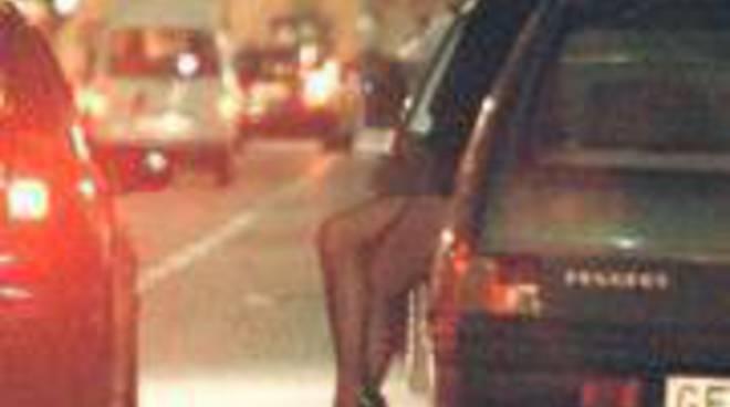 Prostituta strada