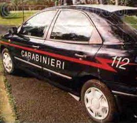 auto carabinieri 1