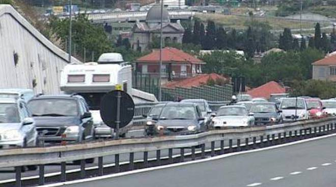 Code - traffico autostradale