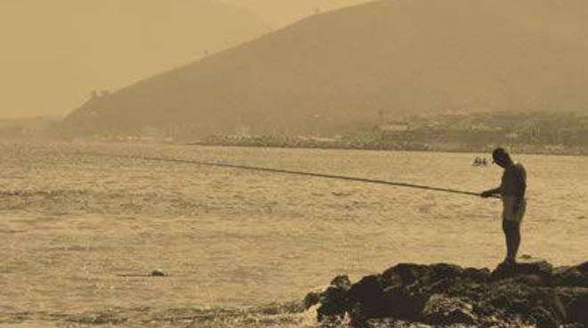 Spiagge - pescatori