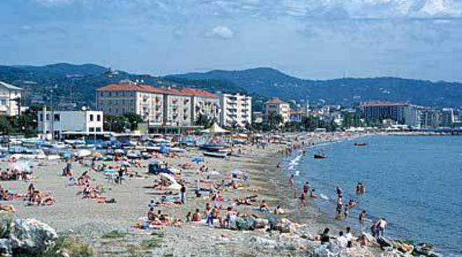 Vado Ligure spiaggia