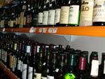Bottiglie - vino - bere