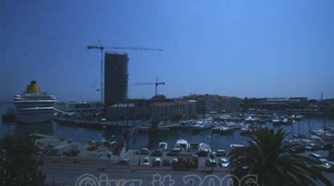 Savona - terminal crocere darsena