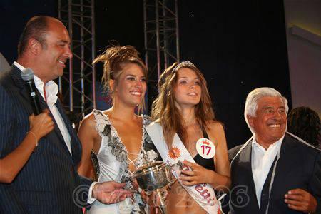 La vincitrice Felicia Cigorescu