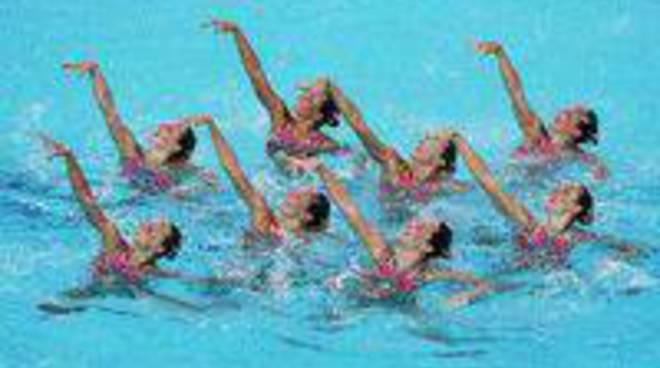 Sincronette nuoto sincronizzato