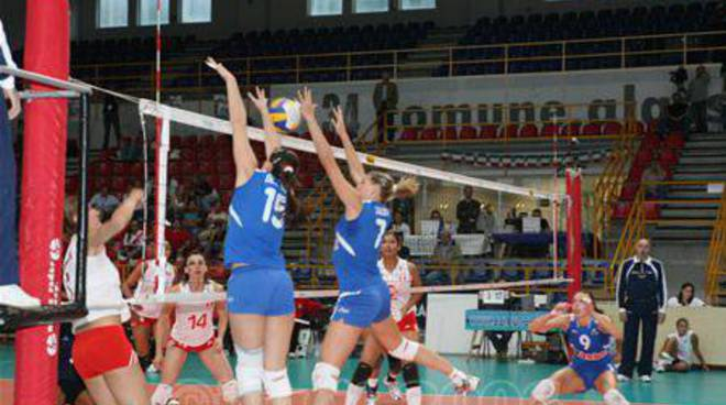 Alassio - Italia volley