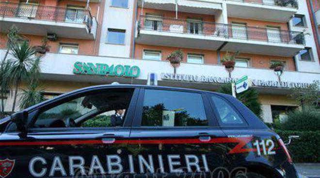 Albenga - rapina san paolo 910