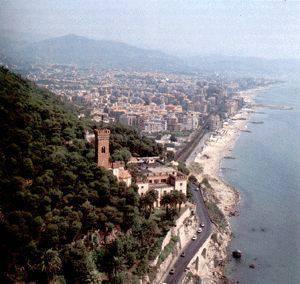 Borghetto e Via Aurelia