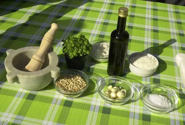 Pesto tavola