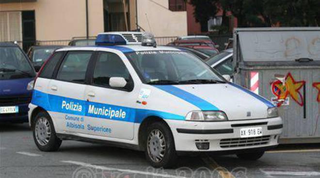 Polizia Municipale albissola superiore