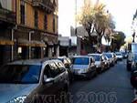 Savona Blocco traffico