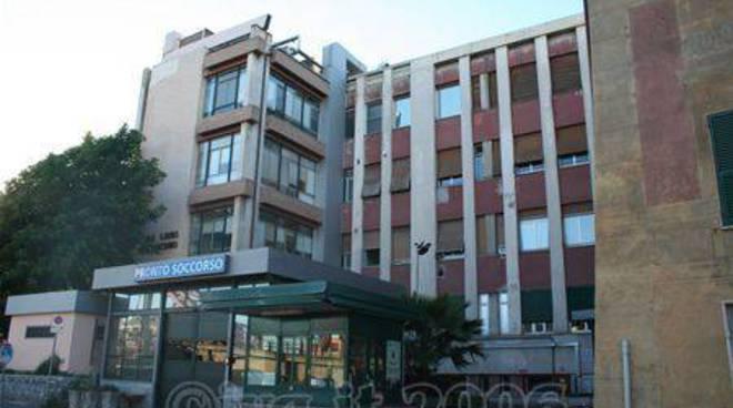 Albenga - Ospedale S.M. Misericordia