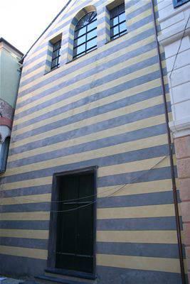 Albenga - palazzo Oddo