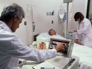 Ospedale paziente visita