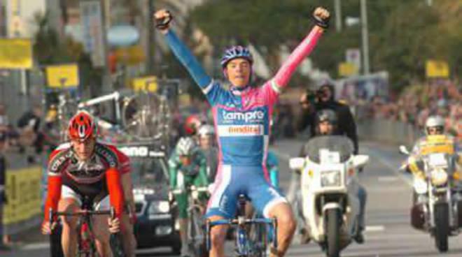 Trofeo Laigueglia - vittoria ballan