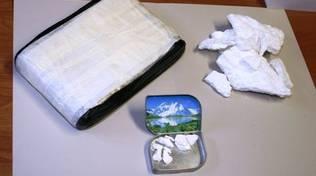 Alassio - operazione carabinieri - cocaina
