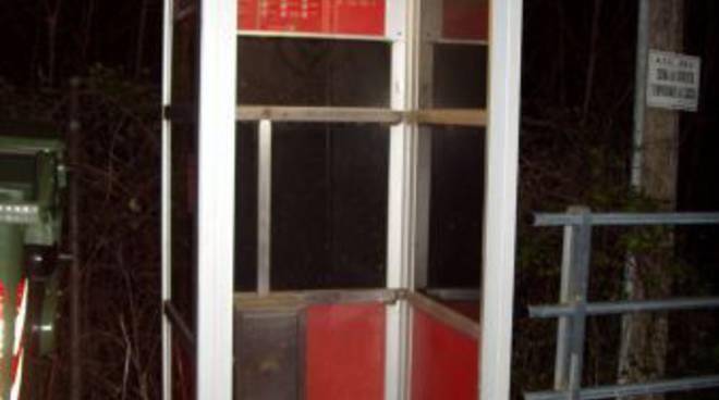 Cabina telefonica Ceriale