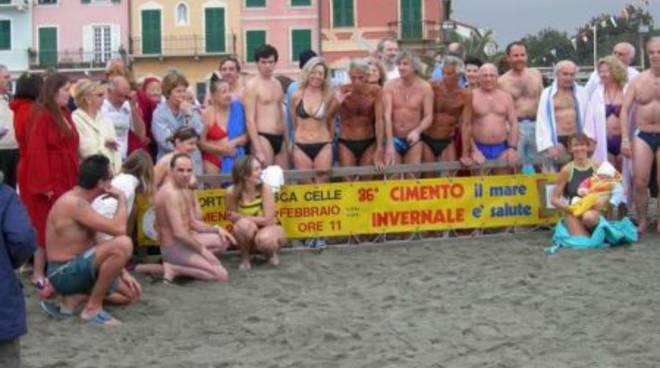 Celle Ligure - cimento 2007