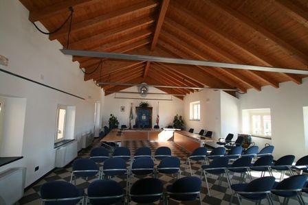 Pietra Ligure - comune - sala consiliare