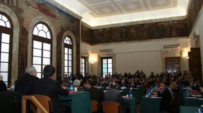 Savona - Sala Rossa del Comune