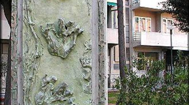 Monumento maresciallo Ghione