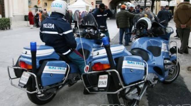 Polizia - motociclisti