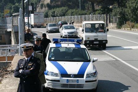 Savona - polizia municipale