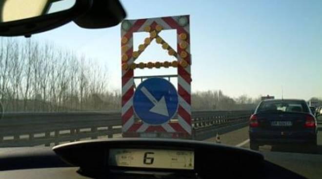 specchio autostrada