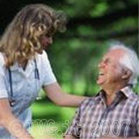 Anziano ricovero