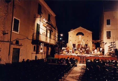 Borgio Verezzi teatro