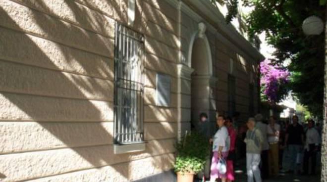 Inaugurazione Ester Siccardi Albenga