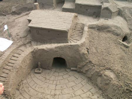 Castelli di sabbia Alassio