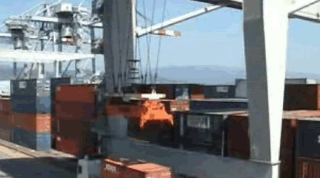 Porto Vado - container