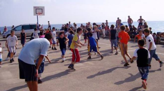 Juvenilia Basket Varazze