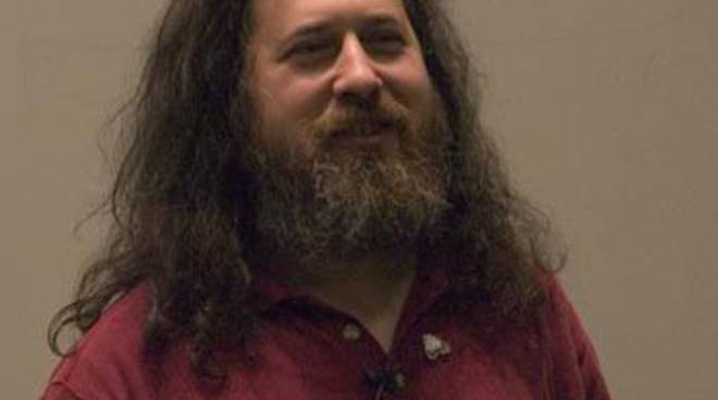 Richard M. Stallman, padre del software libero