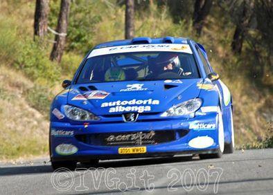 Rally Ronde di Albenga 2007