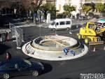 Albenga rotonda in costruzione