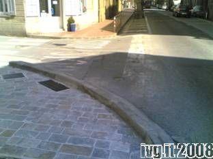 """Albisola: il """"marciapiede degli orrori"""""""
