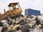 Discarica - rifiuti