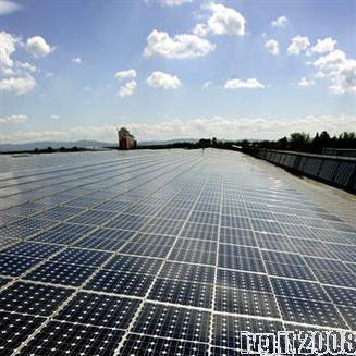 Energia: pannelli solari