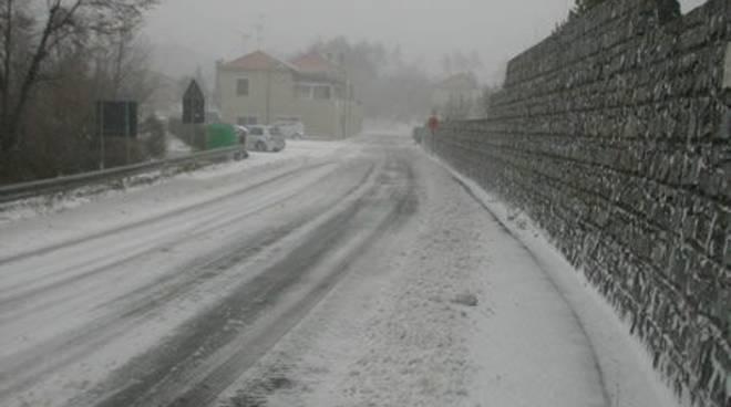 Finale Ligure - strada del Melogno