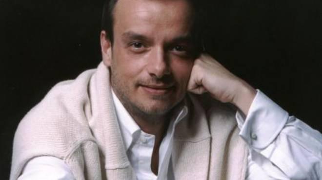 L'attore Gianluca Guidi