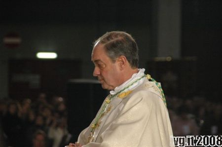 Mons. Vittorio Lupi, vescovo di Savona-Noli
