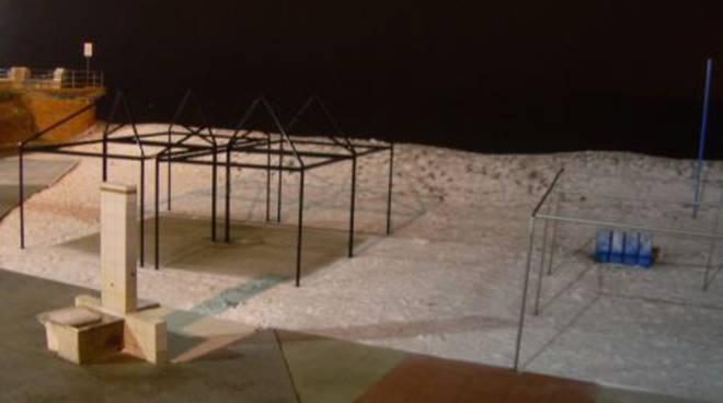 Neve a Savona