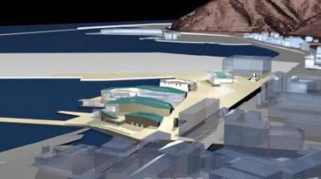 Progetto piattaforma Maersk - Waterfront
