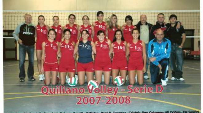 quiliano volley