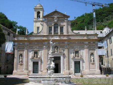 Santuario N.S. Misericordia a Savona