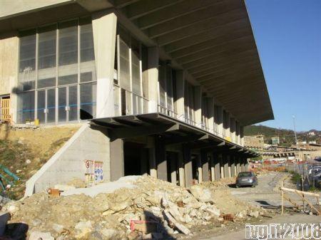Savona - stazione mongrifone