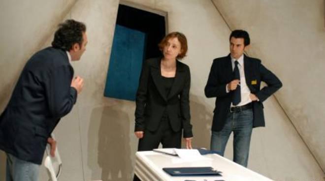 """Spettacolo """"Il metodo Gronholm"""" con Nicoletta Braschi"""